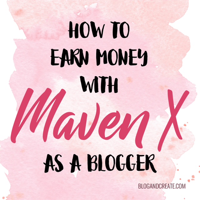 How Bloggers Can Make Money with Maven Xchange