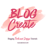 Welcome to Blog & Create